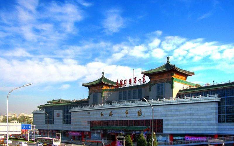 مرکز خرید هونگ چیائو چین