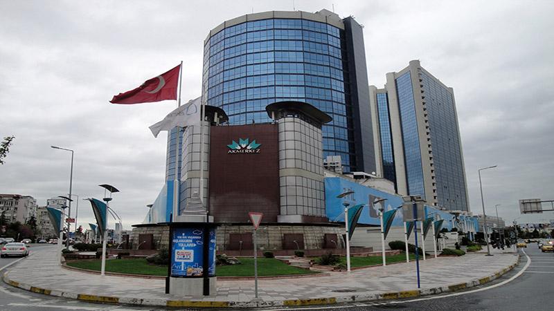 مرکز خرید آک مرکز