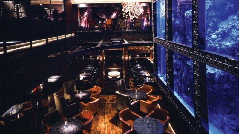 رستوران آبی لوکسیس
