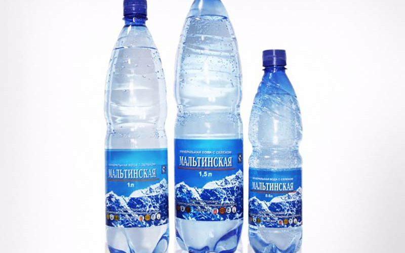 آب معدنی