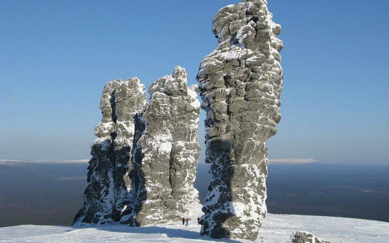 صخره های ستونی