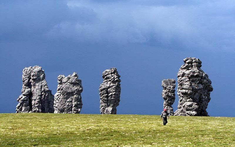 صخره های منپاپانر