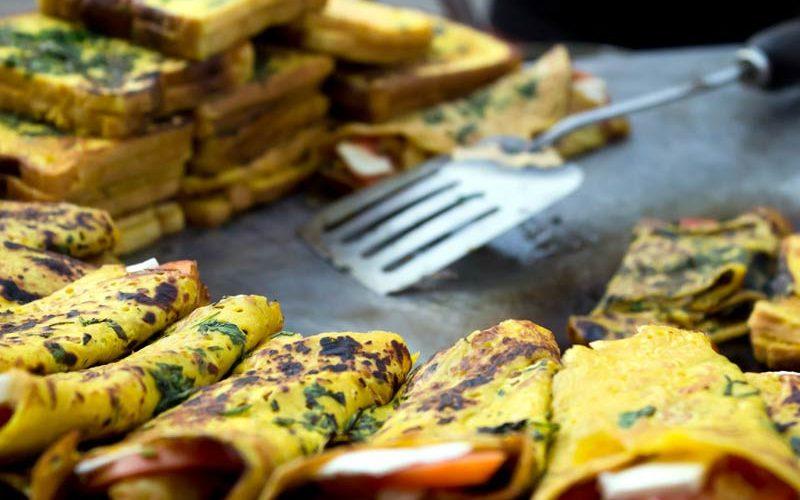 غذای معروف هندی