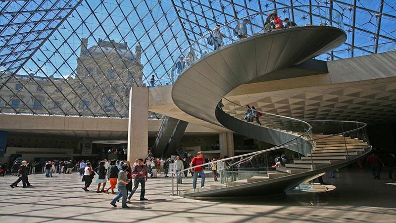 موزه لوور در پاریس