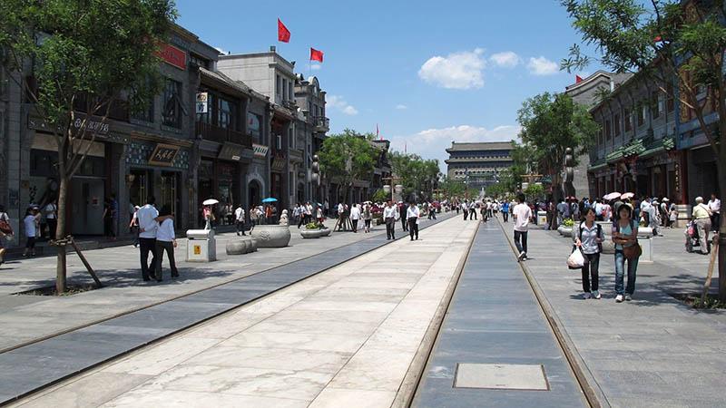 خیابان قیانمن