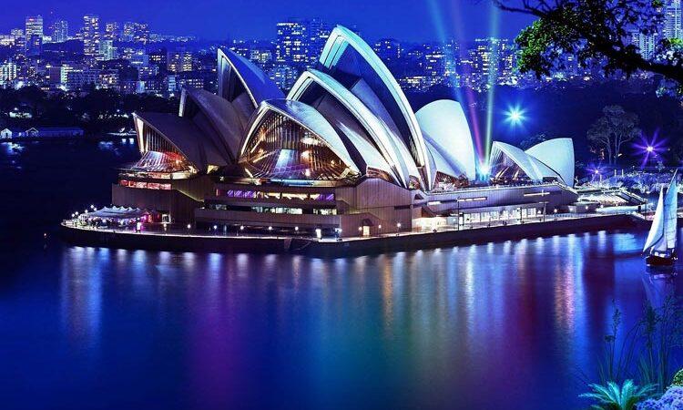 اپرا سیدنی - دیدنی های سیدنی