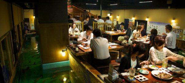 رستوران زائو، شینجوکو
