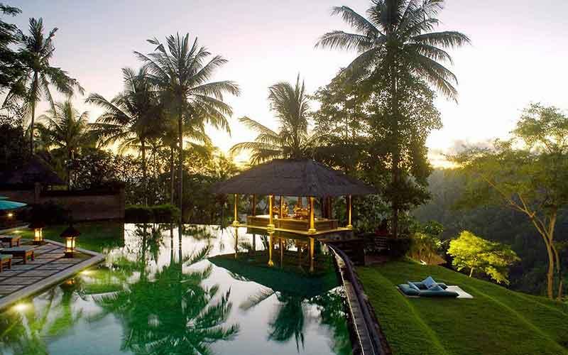هتل امانداری یوبود بالی