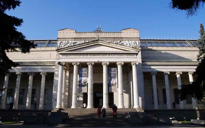 موزه دولتی پوشکین مسکو