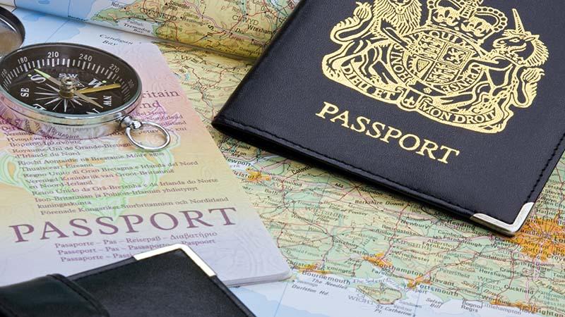 دانستنی های گذرنامه