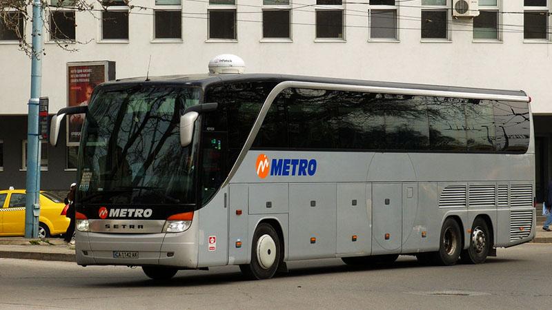 سفر به باکو به اتوبوس