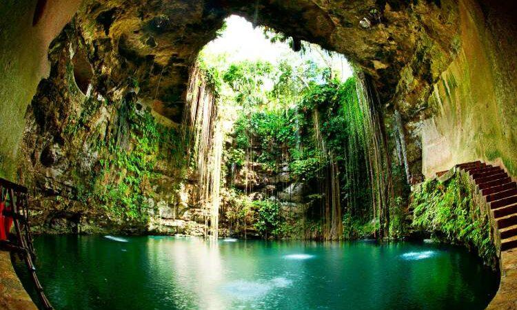 غارها و رودخانه های زیرزمینی