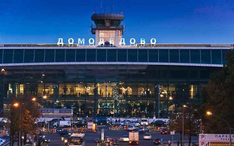 تاکسی فرودگاه مسکو