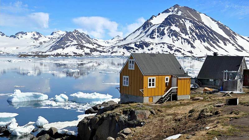 جزیره گرینلند