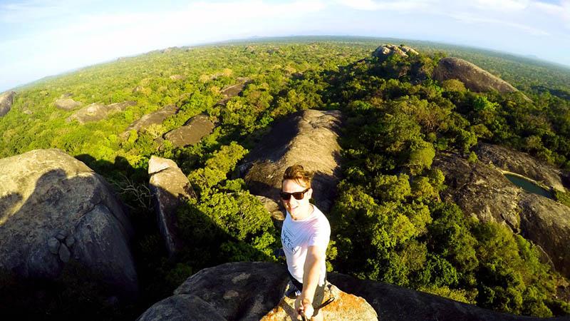 کوهنوردی در سریلانکا