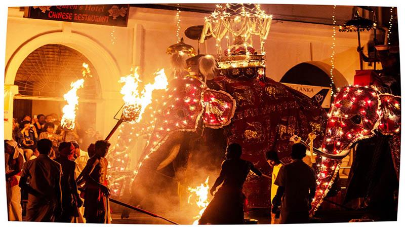 فرهنگ مردم سریلانکا