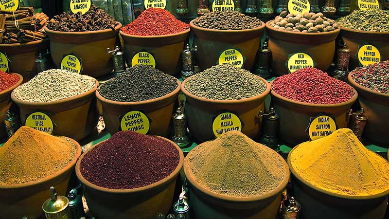 ادویه | سوغاتی ترکیه