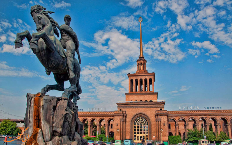 آشنایی با ارمنستان