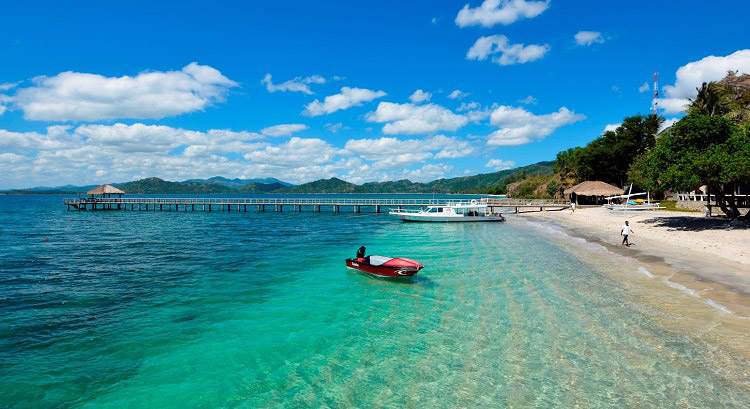 جزایر جیلی، اندونزی