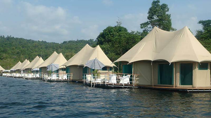 اقامتگاههای کامبوج