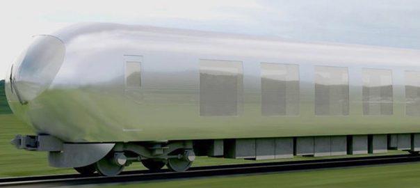 قطار نامرئی
