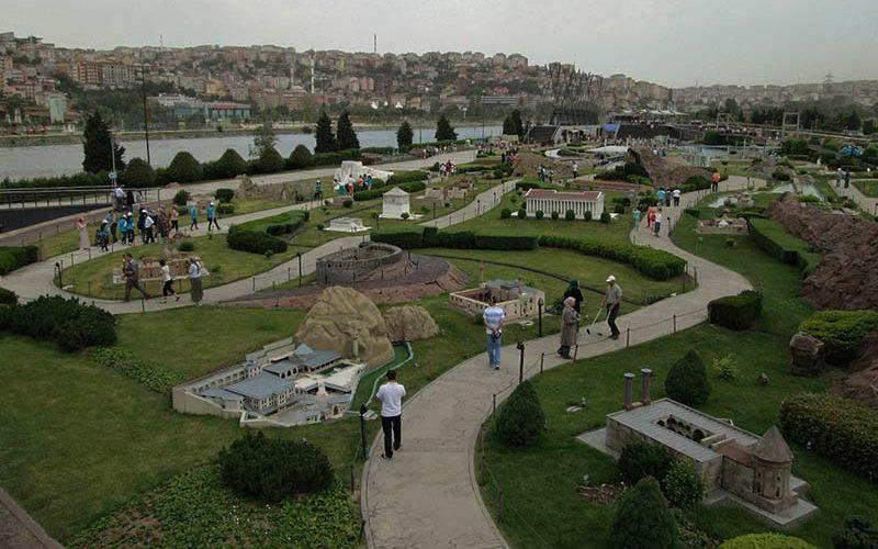پارک مینیاترک استانبول