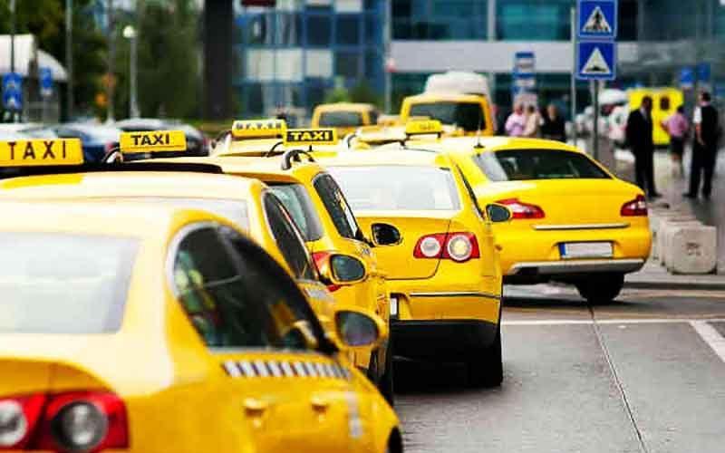 تاکسی واقعی مسکو