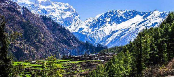 بلندترین قله های دنیا