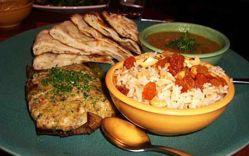 رستوران نیروس هند