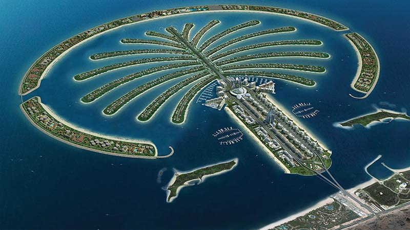 جزیره پالم دبی