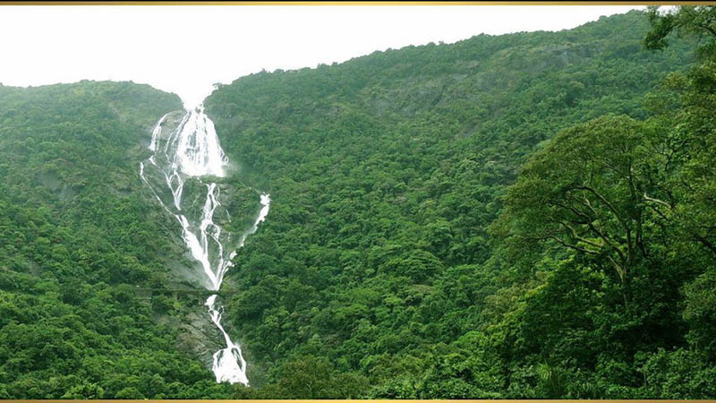 آبشارهای Dudhsagar