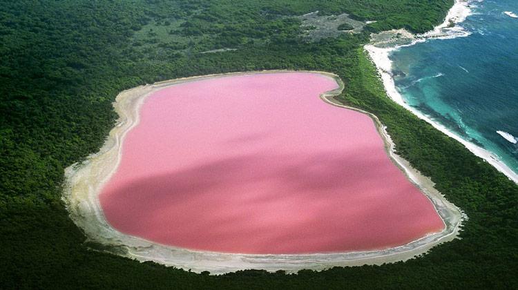 دریاچهی هیلیر