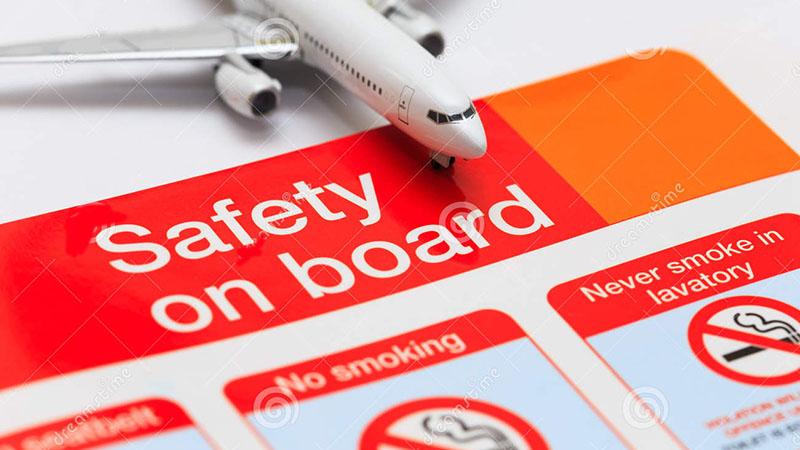 قوانین امنیتی هواپیما