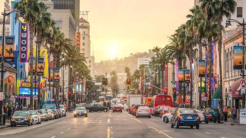 شهر لس آنجلس