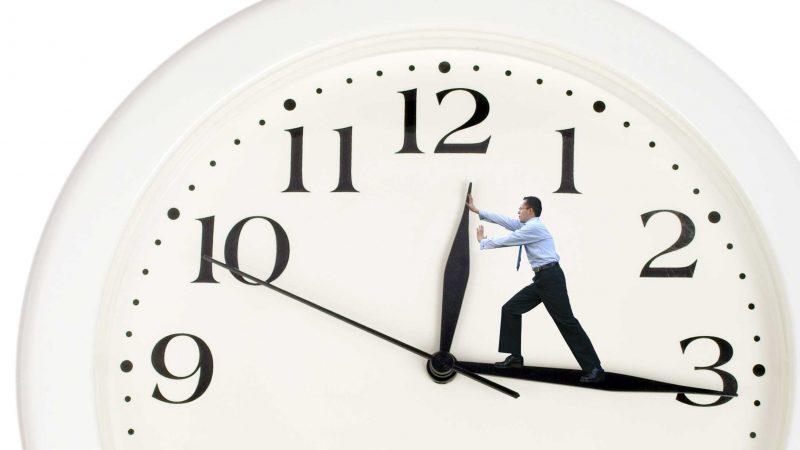 برآورد زمانی