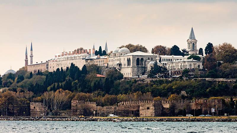 موزه توپکاپی استانبول