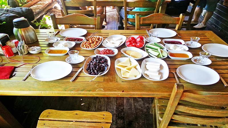 صبحانه ترکی