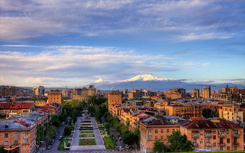 یک هفته در ارمنستان- ایروان