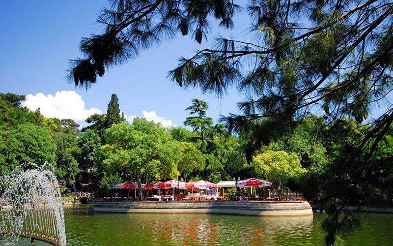 پارک ییلیدیز استانبول