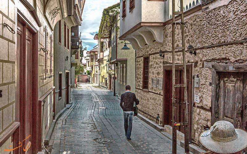 نکات سفر به آنتالیا-خرید در آنتالیا