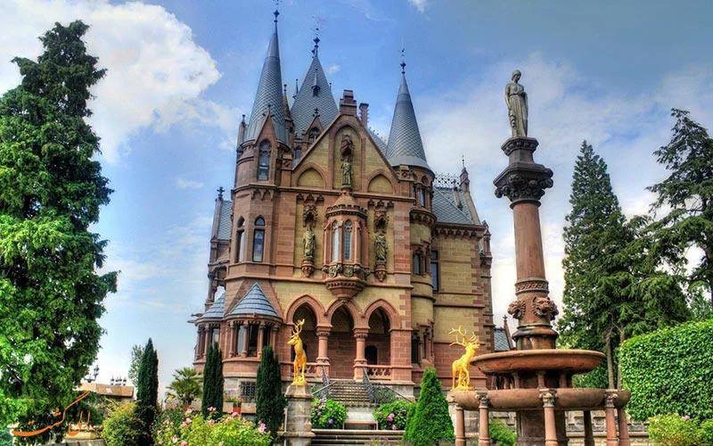قلعه دراچنبورگ