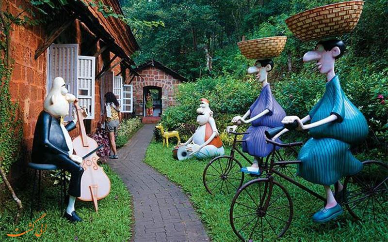 موزه و گالری ماریو میراندا در گوا