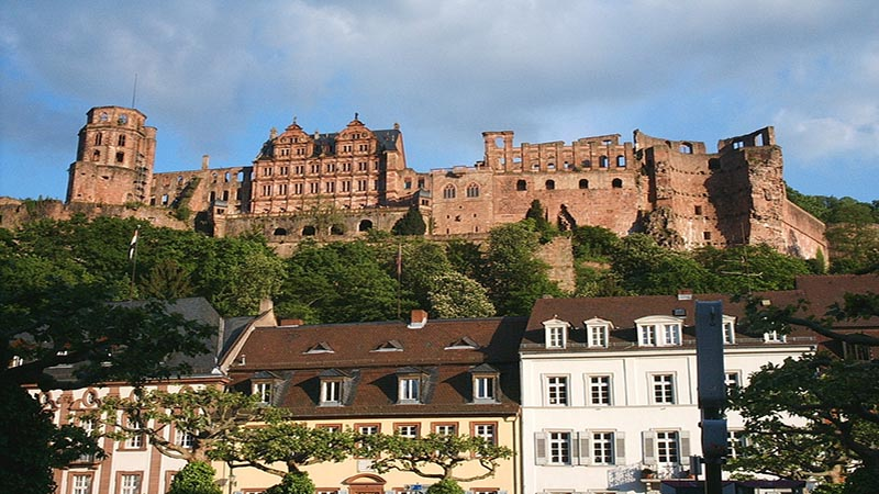قلعه هیدلبرگ