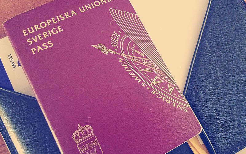 پاسپورت سوئد | سفر