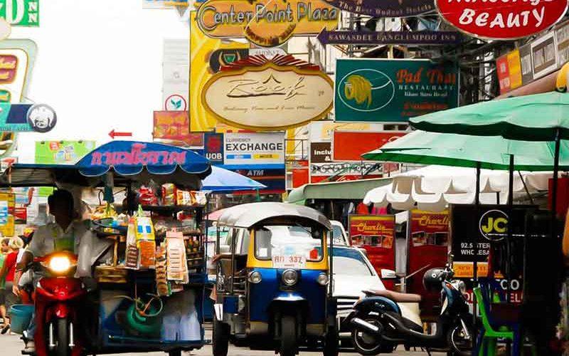 خیابان خائو سان