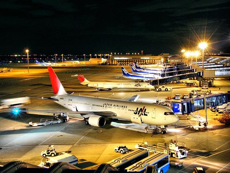 فرودگاه های جدید چین