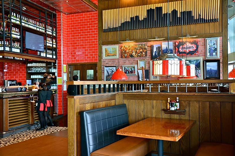 رستوران تی جی آی فرایدیز
