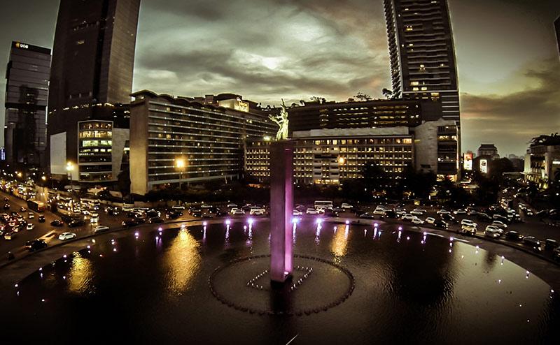 مرکز خرید بزرگ اندونزی