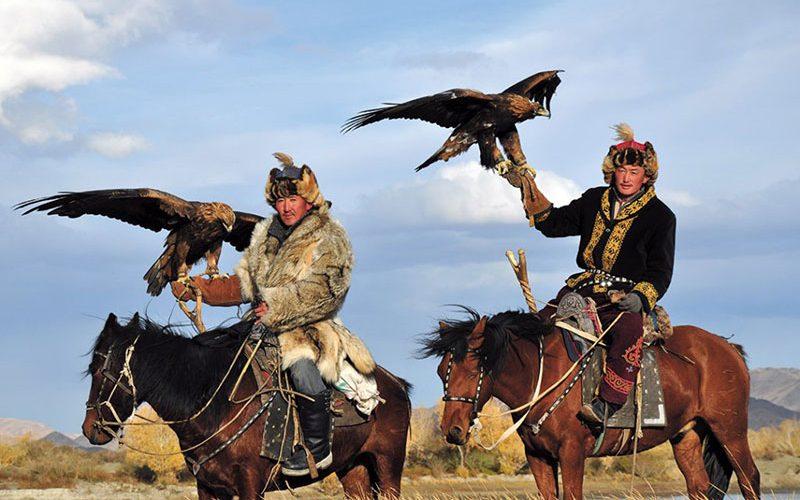 مردان قزاقستان