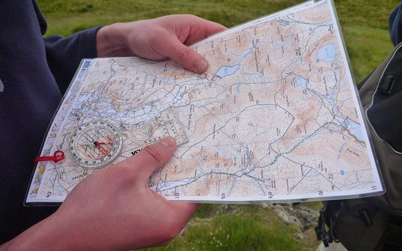 نقشه خوانی